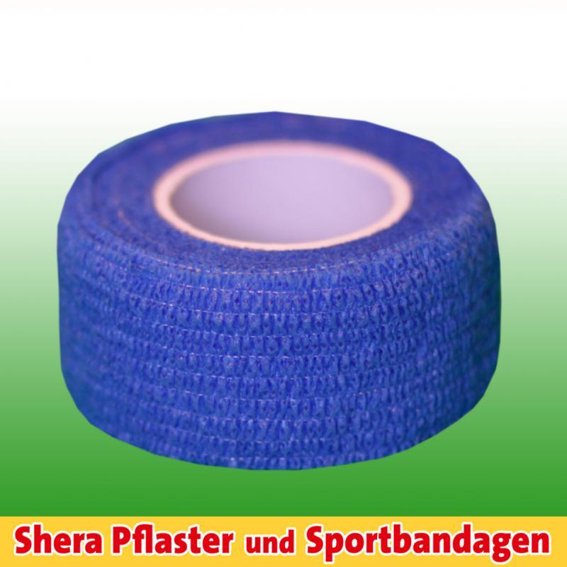 Bandage blau1